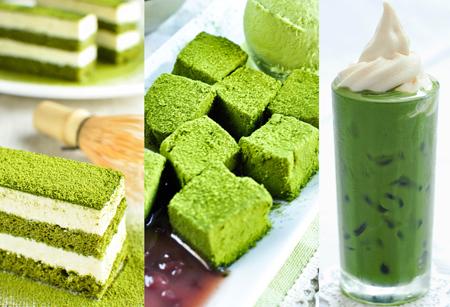 Bột trà xanh của Nhật