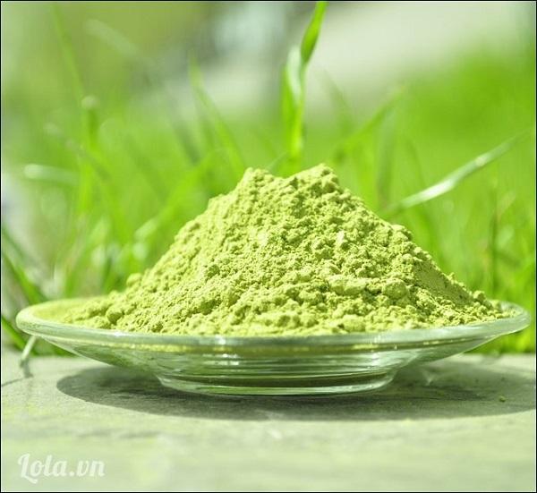 Bột trà xanh matcha nguyên chất