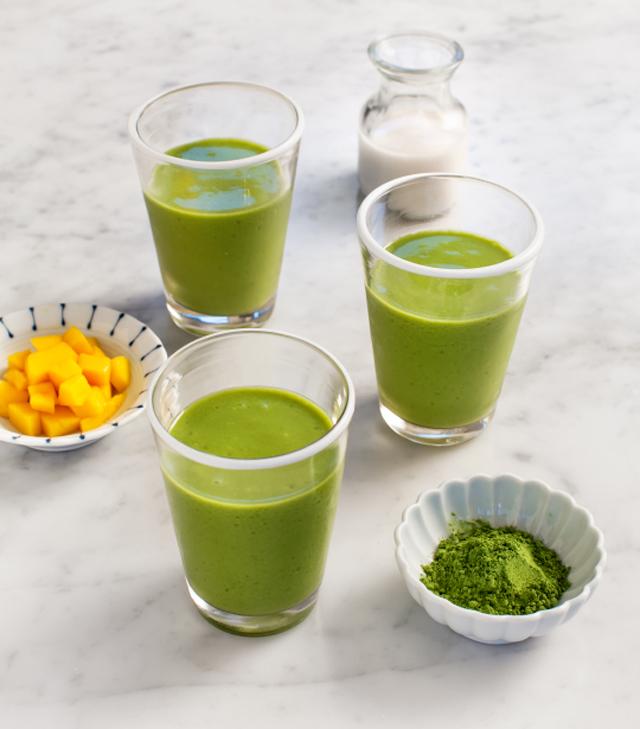 Uống bột trà xanh Nhật Bản Matcha mỗi ngày rất có lợi cho sức khỏe của bạn