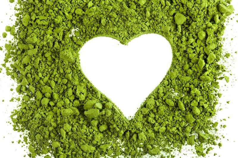 Bột trà xanh nguyên liệu tốt chăm sóc cho sức khỏe của bạn