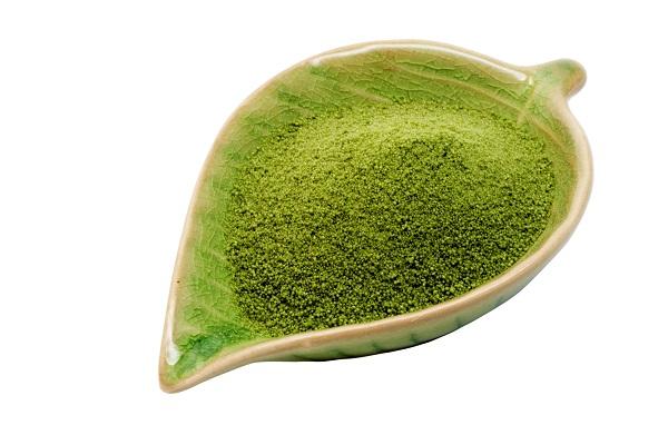 Bột trà xanh nguyên chất nguyên liệu tốt giúp bạn chăm sóc sức khỏe gia đình