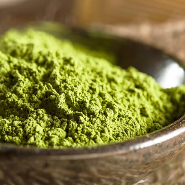 Bột matcha, bột trà xanh đang được rất nhiều người ưa chuộng