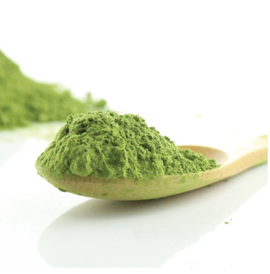 Bột trà xanh nguyên chất hiện nay được rất nhiều bạn yêu thích