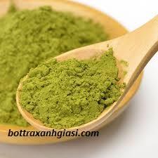 Bột trà xanh Việt Nam nguyên chất